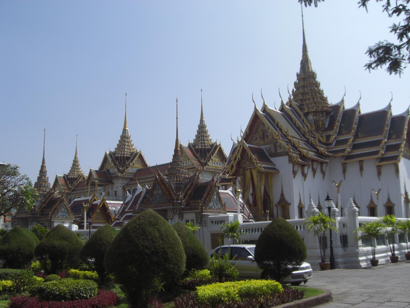 Grand palais de bangkok