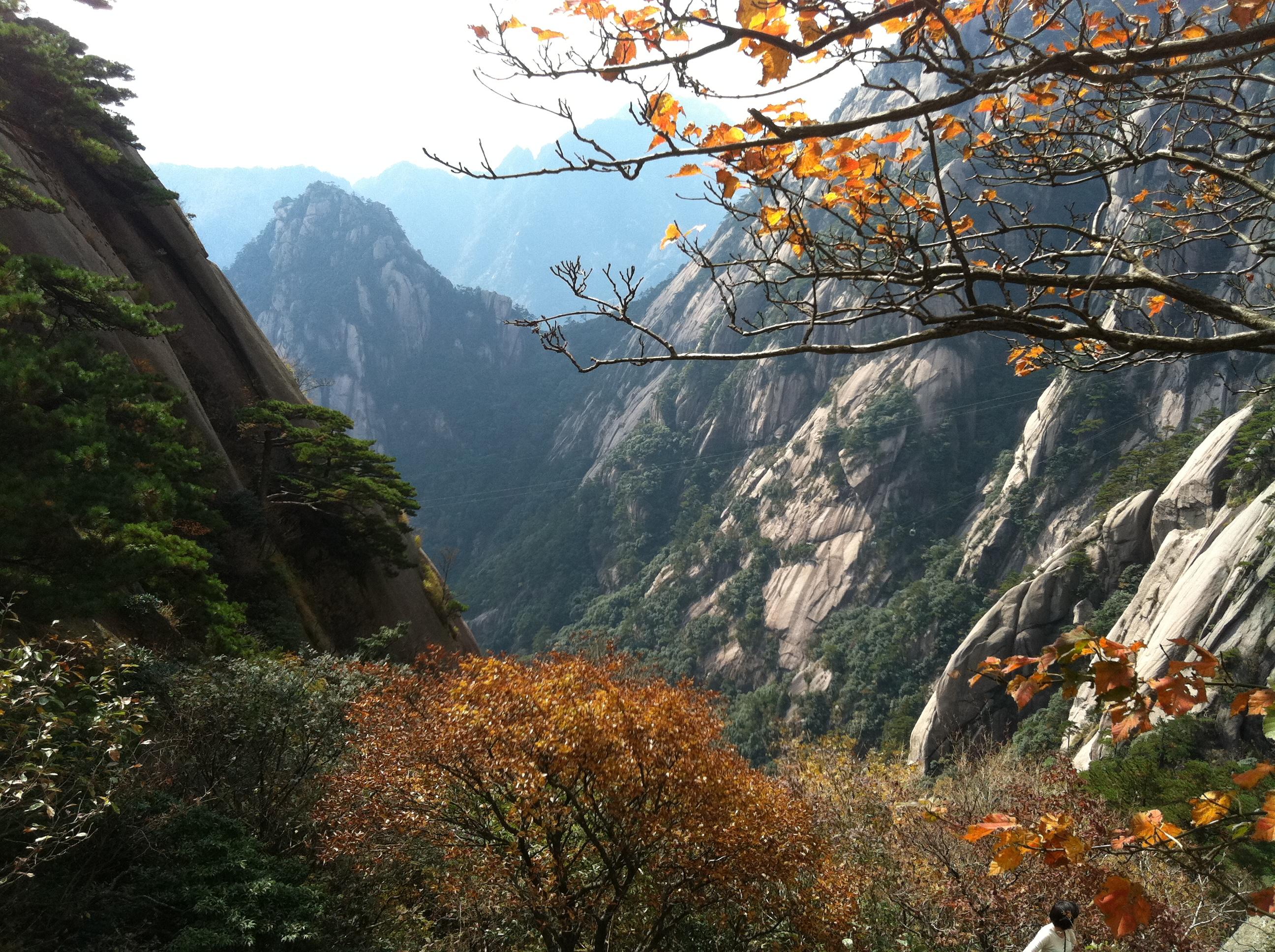 Mont huangshan