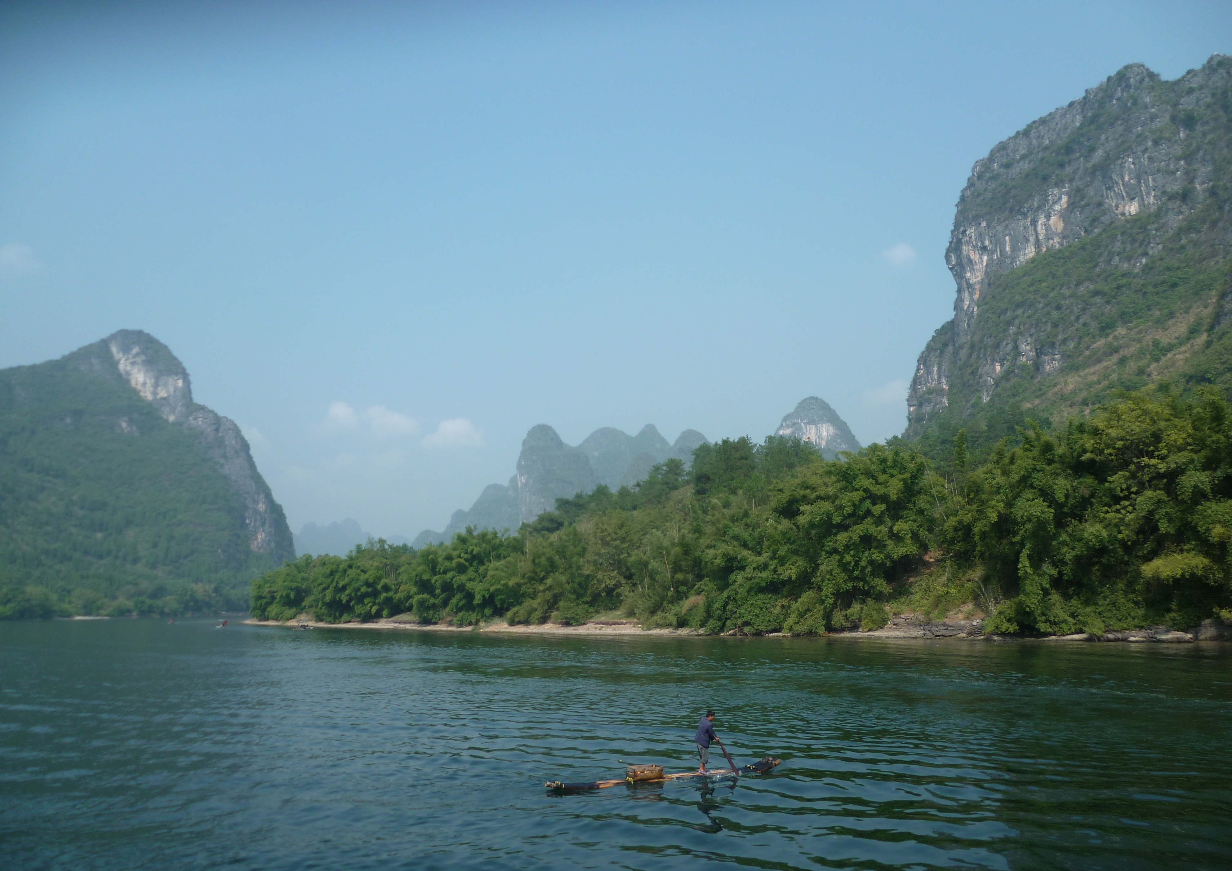 riviere yangshuo