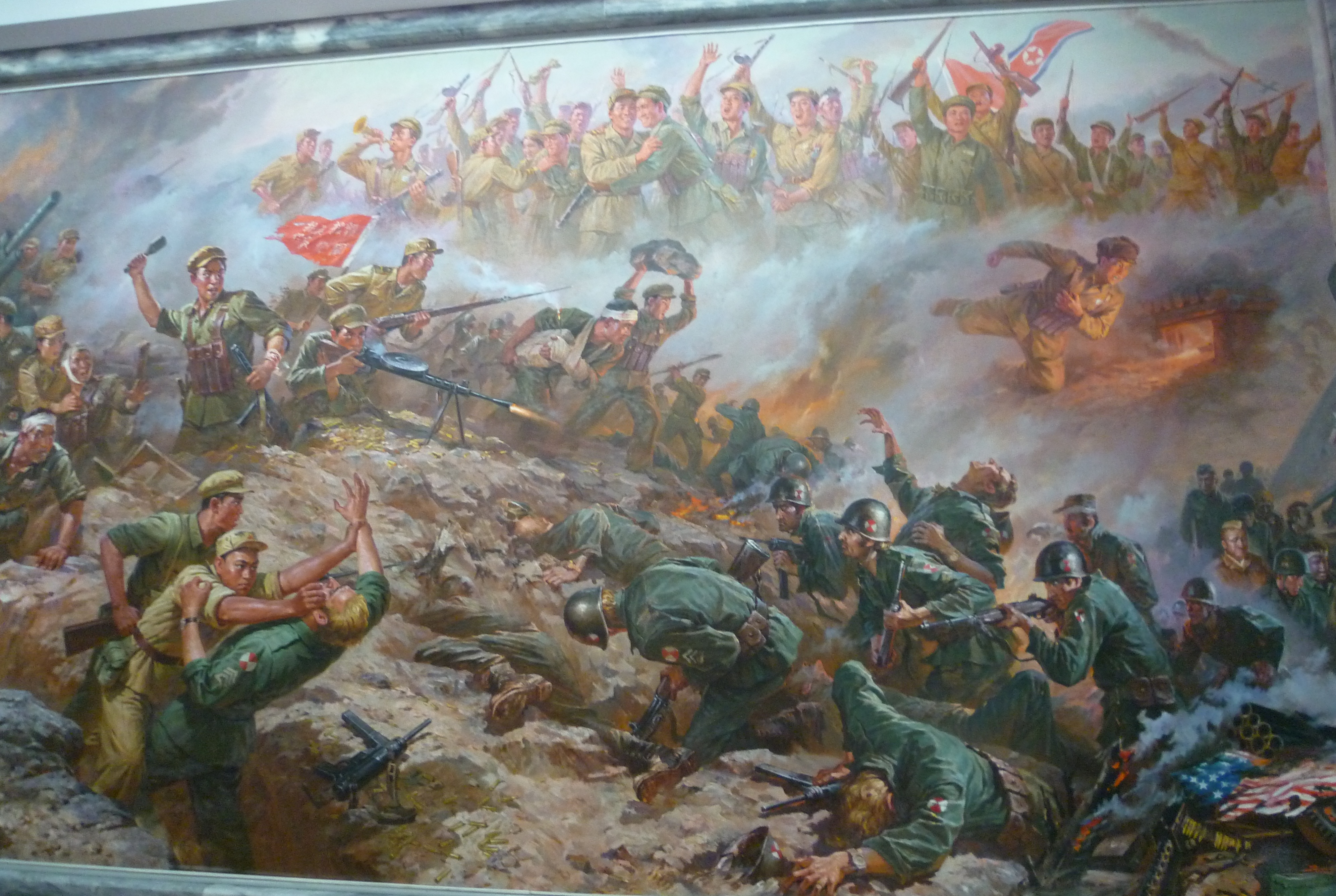 guerre coree / etats unis