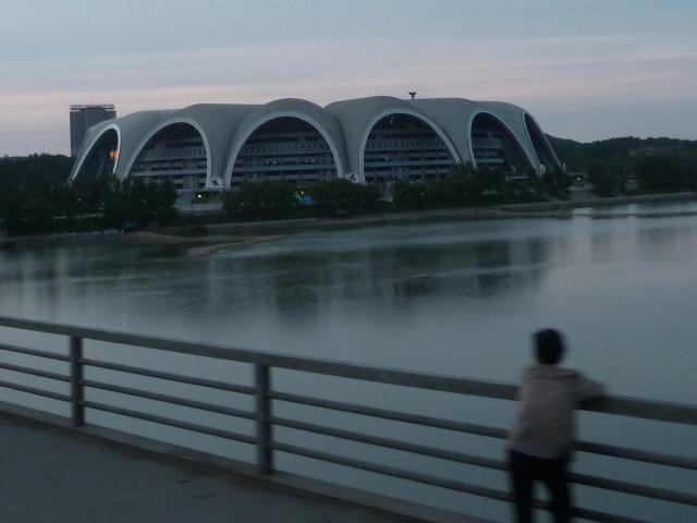 stade pyongyang coree du nord